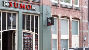 Sumo Nieuwezijds Voorburgwal Amsterdam